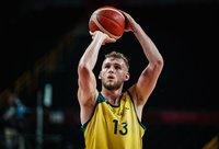 Australai finišavo pergalingai (FIBA nuotr.)
