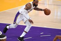 L.Jamesas NBA sužaidė 1300 rungtynių (Scanpix nuotr.)