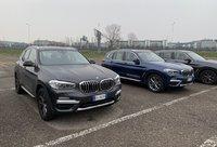 Tiek A.Gudaitis, tiek M.Kuzminskas vairuoja BMW X3 automobilį (Krepsinis.net nuotr.)