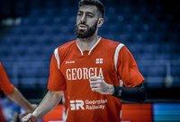 T.Shengelia padeda rinktinei Suomijoje (FIBA Europe nuotr.)