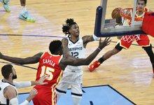 "NBA: ""Grizzlies"" – ""Hawks"""