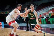 U-19: Ispanija – Lietuva