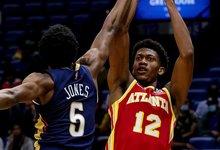 "NBA: ""Pelicans"" – ""Hawks"""