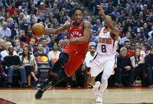 """NBA: """"Raptors"""" – """"Suns"""""""