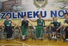 Neįgaliųjų varžybos Rygoje