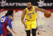 "NBA: ""Lakers"" – ""Pistons"""