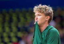 Atranka į Pasaulio taurę: Lietuva...