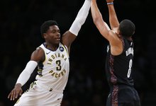 """NBA: """"Pacers"""" – """"Nets"""""""