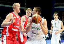 U18: Lietuva - Danija