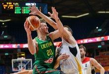 Eurobasket: Lietuva – Vokietija