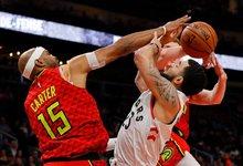 "NBA: ""Raptors"" – ""Hawks"""