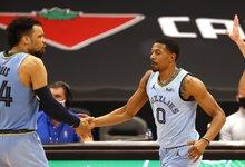 """NBA: """"Grizzlies"""" – """"Raptors"""""""