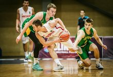 U18 Europos čempionatas: Lietuva –...
