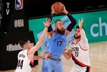 "NBA: ""Grizzlies"" – ""Trail Blazers"""