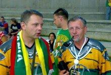 Sėkla prisijungė prie Lietuvos fanų