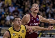 "Čempionų lyga: AEK – ""Lietkabelis"""