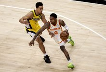 "NBA: ""Pacers"" – ""Hawks"""