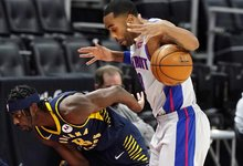 """NBA: """"Pacers"""" – """"Pistons"""""""