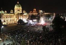 Serbijos sportininkų sutiktuvės