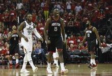"NBA: ""Jazz"" – ""Rockets"""
