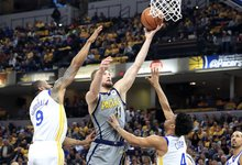 """NBA: """"Pacers"""" – """"Warriors"""""""