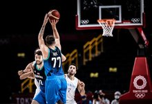 Olimpiada: Slovėnija – Argentina
