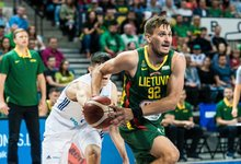 Draugiškos rungtynės: Lietuva –...