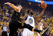 "NBA: ""Warriors"" – ""Cavaliers"""