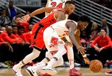 """NBA: """"Raptors"""" – """"Bulls"""""""
