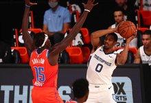 "NBA: ""Grizzlies"" – ""Thunder"""