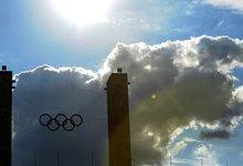 Londone pristatyti olimpiniai...