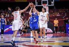 Kova dėl 5 vietos: Čekija – Serbija