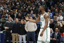 "NBA: ""Pacers"" – ""Celtics"""