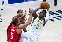 """NBA: """"Pacers"""" – """"Rockets"""""""