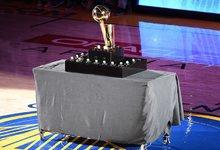 NBA čempionų žiedų įteikimo...