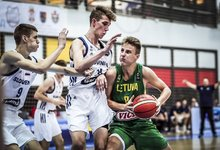 U16: Lietuva – Slovėnija