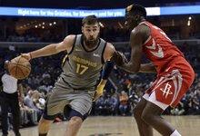 "NBA: ""Grizzlies"" – ""Rockets"""