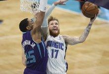 "NBA: ""Magic"" – ""Hornets"""