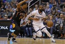 "NBA: ""Grizzlies"" – ""Suns"""