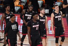 "NBA: ""Heat"" – ""Lakers"""