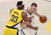 """NBA: """"Pacers"""" – """"Nuggets"""""""