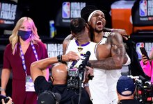 """Lakers"" triumfas finalo serijoje"