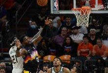 "NBA finalas: ""Suns"" – ""Bucks"""