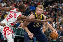 """NBA: """"Rockets"""" – """"Pacers"""""""