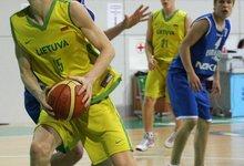 Lietuva - Suomija (U-16)