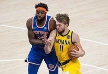 "NBA: ""Knicks"" – ""Pacers"""