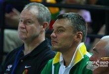 Draugiškos rungtynės. Lietuva -...