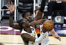 """NBA: """"Pacers"""" – """"Suns"""""""