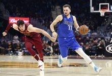 """NBA: """"Mavericks"""" – """"Cavaliers"""""""
