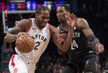 "NBA: ""Raptors"" – ""Nets"""